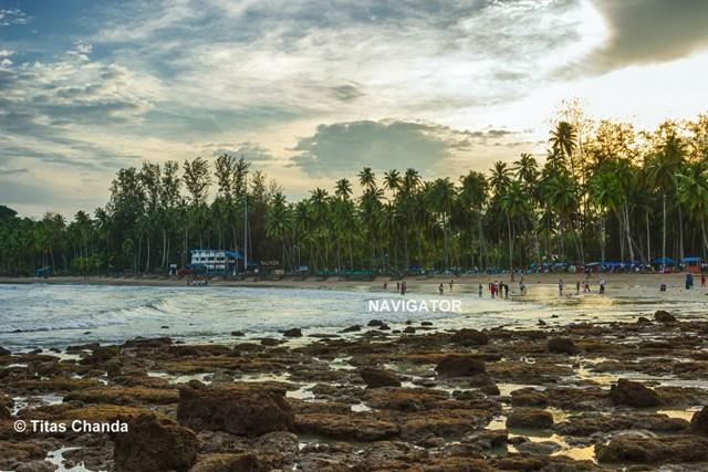 Corbym's Cove Beach- Port Blair