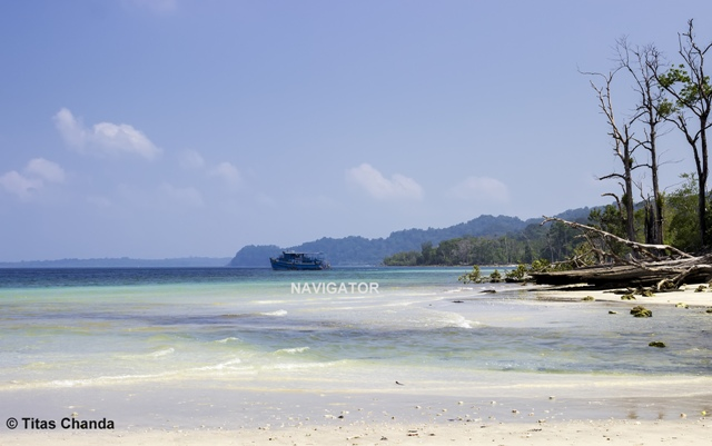Elephant Beach- Havelock Island