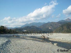 Jayanti River -Dooars