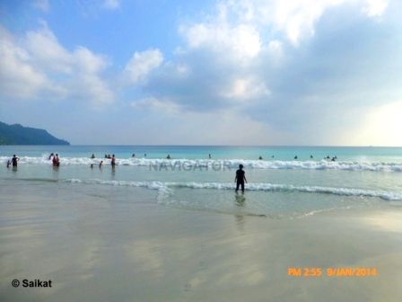 Radhanagar Beach- Havelock