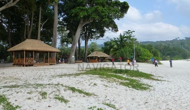 Radhanagar Beach- Havelock