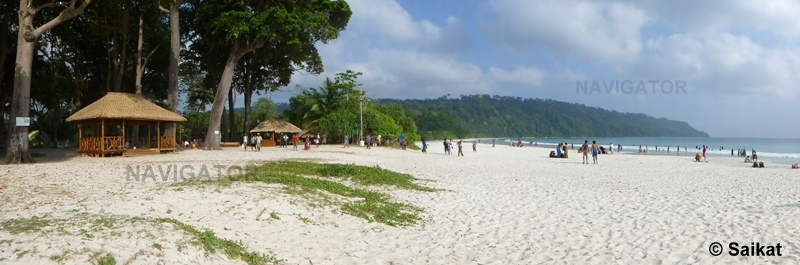 Radhanagar Beach - Havelock