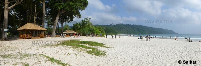 Radhanagar Beach - Havelock