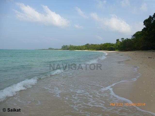 Bharatpur Beach- Neil Island