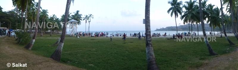 Corbyn's Cove Beach - Port Blair