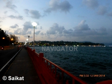 Port Blair city