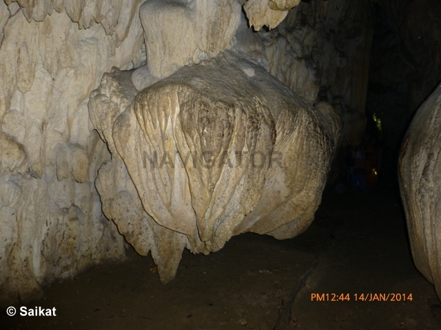 Lime Stone Cave