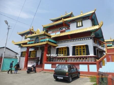 Monastery- Kalimpong