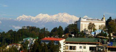 Kanchandzonga from Darjeeling