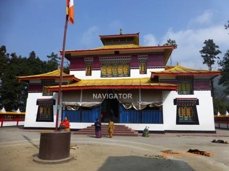 Enchey Monastery- Gangtok