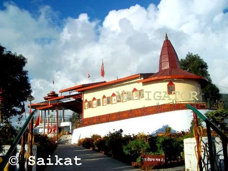 Hanuman Tok- Gangtok