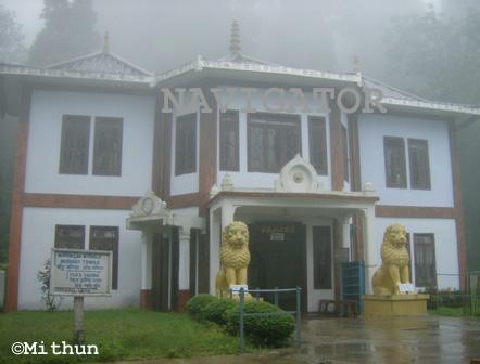 Japanees Temple - Darjeeling