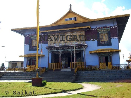Pemeyantse Monastery Pelling