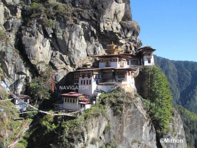 Taktsang Monastery -Paro