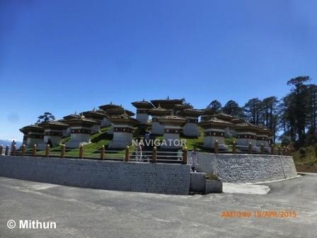 Dochula Pass- Bhutan