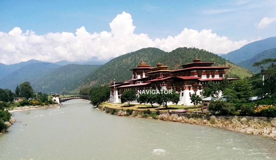 Punakha Dzong -Bhutan