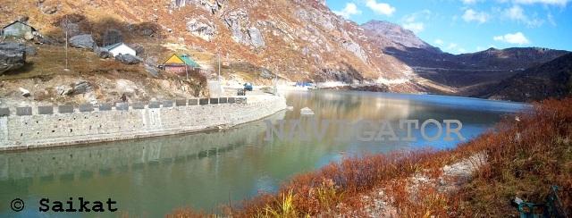 Tsomgo Lake - Gangtok