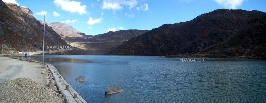 Tsomgo Lake -Gangtok