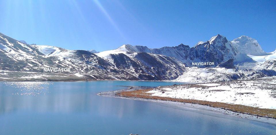 Gurudongmar Lake -North Sikkim
