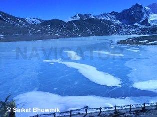 Gurudongmar Lake