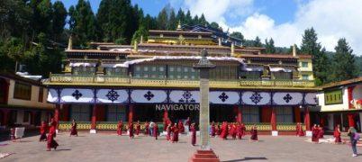 Rumtek Monastery -Gangtok