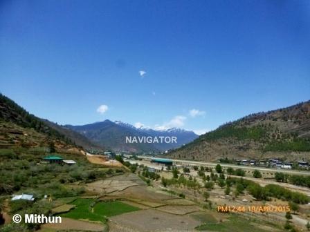 Paro -Bhutan