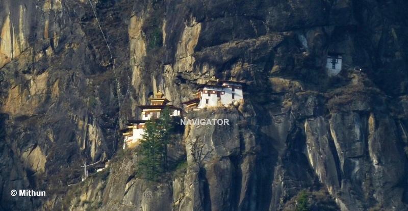 Tuksung Monastery- Paro