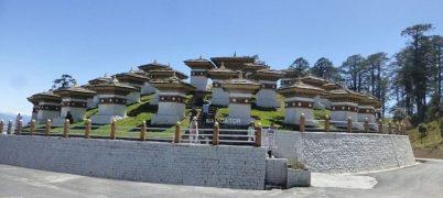 Dochula Pass -Bhutan