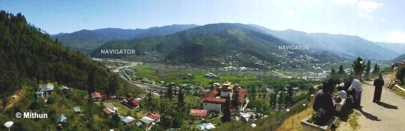 Paro Valley - Bhutan