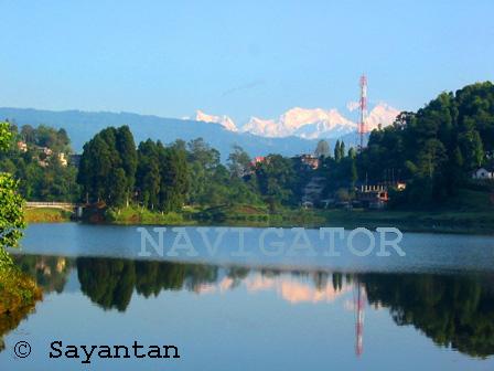 Mirik Lake -Darjeeling