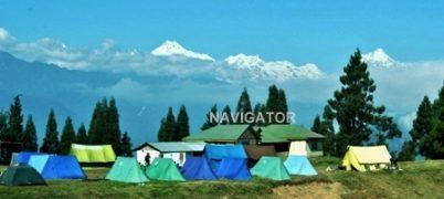 Adventure camp- Camp site