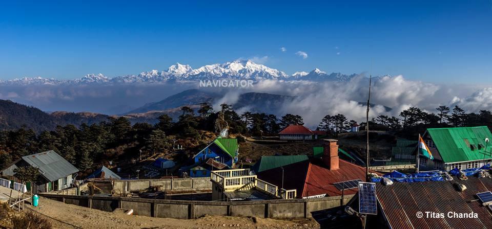 Kanchendzonga from Sandakphu
